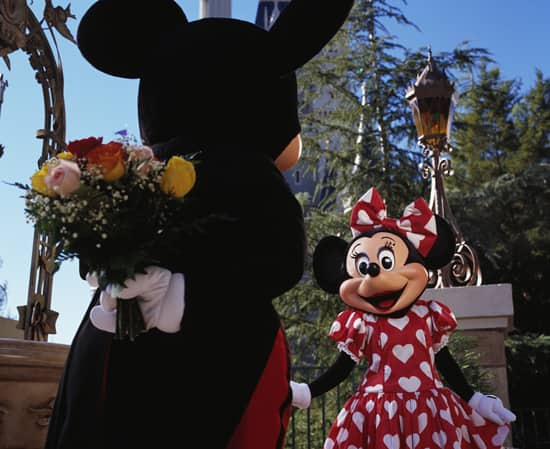 'Limited Time Magic' Brings True Love Week to Disney Parks