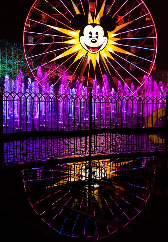 Disney Parks After Dark: 'World of Color' at Disney California Adventure Park