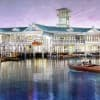 LAKE BUENA VISTA, Fla., March 12, 2013 – Inviting and infused with character, Disney Springs will feature four outdoor neighborhoods including The Landing (as shown in this conceptual rendering) which offers inspired dining, retail and beautiful waterfront views.