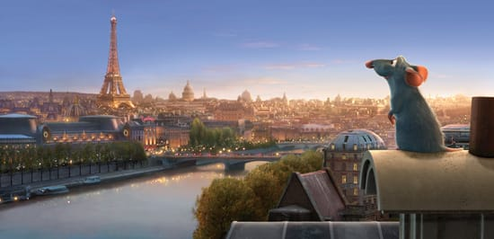 'Ratatouille'-Themed Attraction Set to Open at Disneyland Paris in 2014'