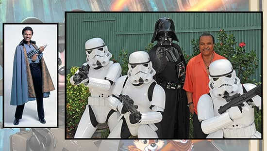Billy Dee Williams, aka Lando Calrissian, Set to Appear at Star Wars Weekends 2013