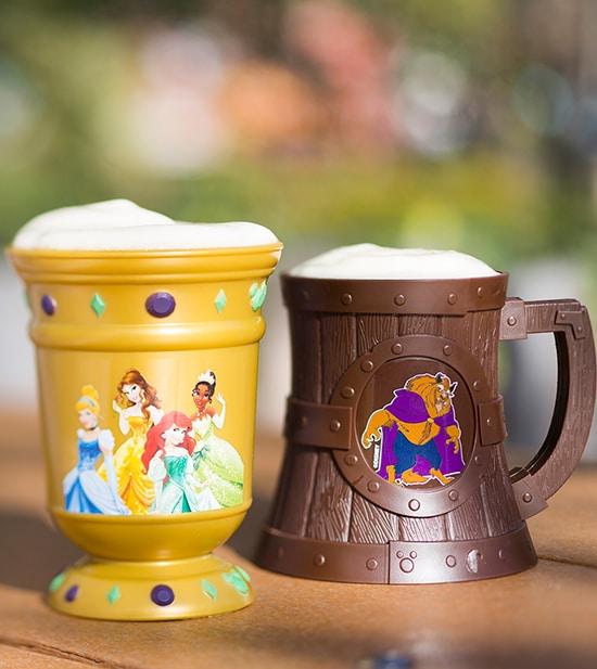 Boysen Apple Freeze in Fantasy Faire at Disneyland Park