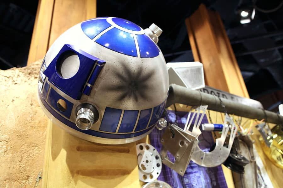 'Star Wars' Droid Factory Expands to New Locations at Disney Parks