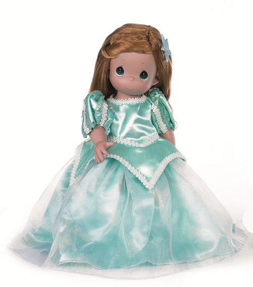 Precious Moments Doll Inspired by 'The Little Mermaid' at the Disneyland Resort