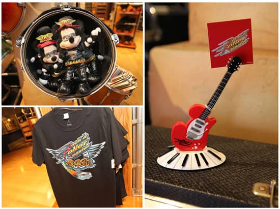 Rock'n Gear from Rock Around the Shop at Disney's Hollywood Studios