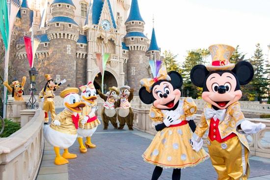 Take 5: Tokyo Disney Resort