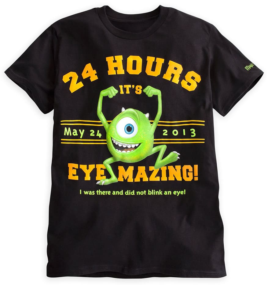 1817e1a8e2788 Eye-mazing  Merchandise for Monstrous Summer All-Night Party at ...