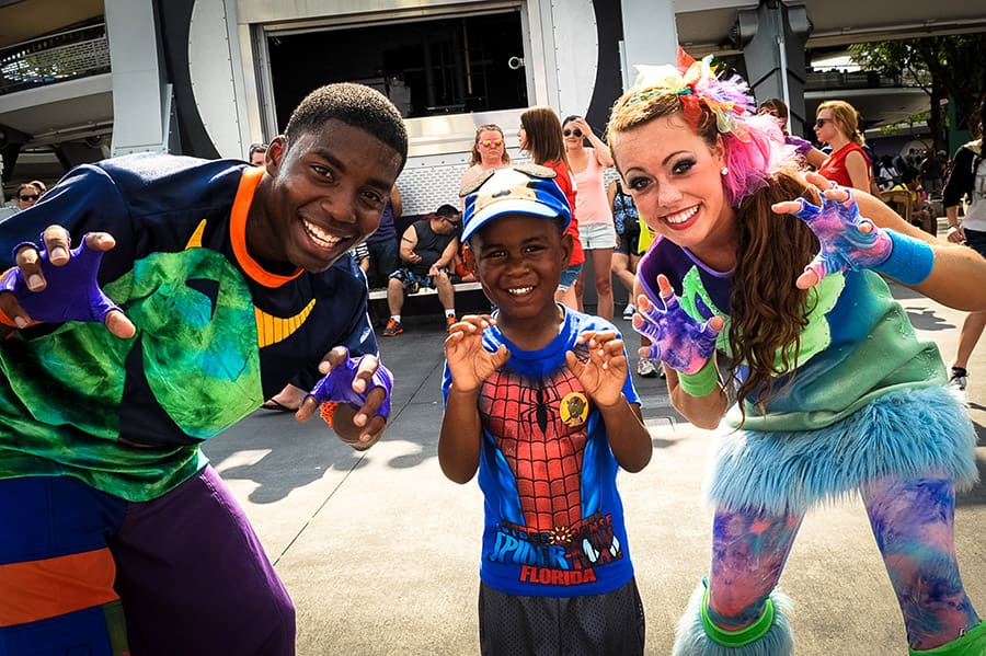 """Join Our """"Monster Mania"""" DJ Dance Party 