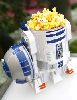 R2-D2 Popcorn Bucket at Disney Parks