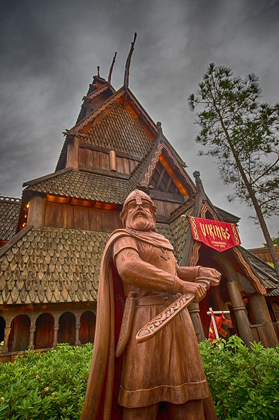Journey to Norway Without a Passport in the Norway Pavilion at Epcot