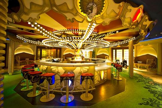 La Piazza on the Disney Fantasy