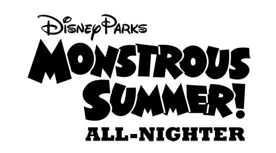Monstrous Summer All-Nighter at Disneyland Resort