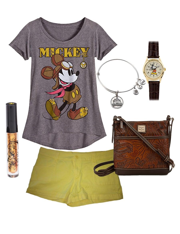 Disney Style Snapshots: Making a Mickey Fashion Statement