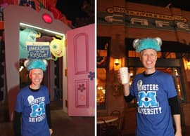 Disney Parks Blog Author Steven Miller at Disney California Adventure Park