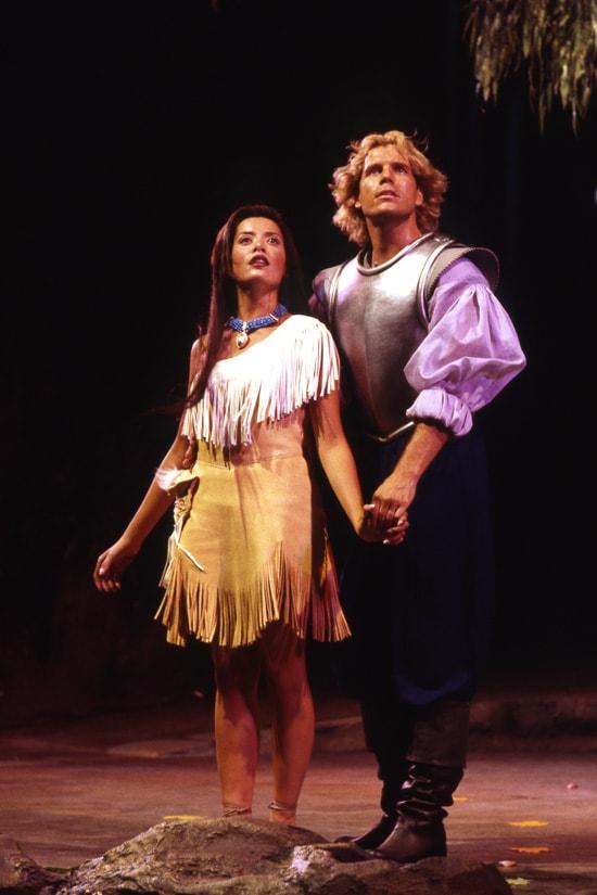 The Spirit of Pocahontas at the Backlot Theater at Disney's Hollywood Studios