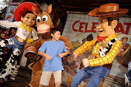 Don't Miss Woody's All-American Roundup This Summer at Disneyland Park