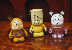 New 'Beauty and the Beast'-Inspired Vinylmation Series Debuting at Disney Parks on June 21