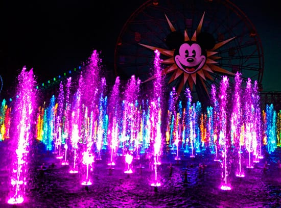 Disneyland Resort Viewing Tips: 'World of Color'