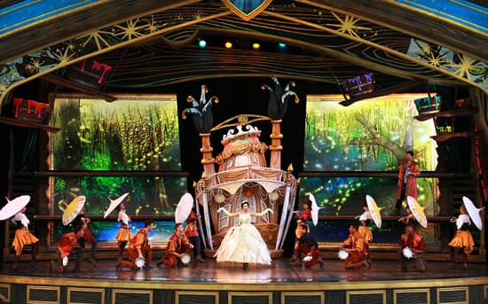 'Mickey and the Magical Map' at Disneyland Park