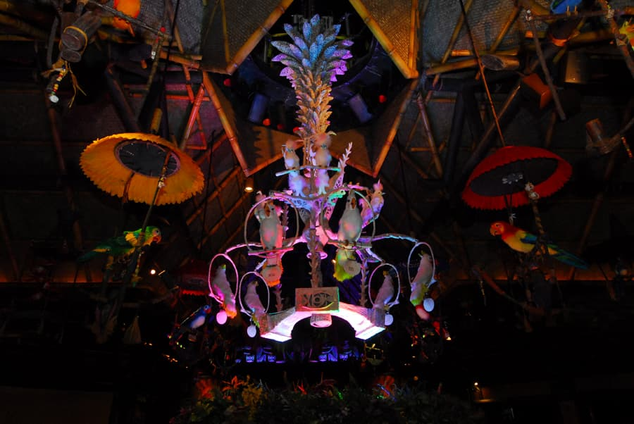 All the Birds Sing Words and the Flowers Croon…Coast-to-Coast at The Enchanted Tiki Room