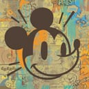 Jeff Granito - What a Mouse, Part of the Pop Fusion Exhibit at WonderGround Gallery in the Downtown Disney District