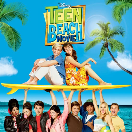 'Teen Beach Movie' Stars Ross Lynch and Maia Mitchell Will Appear at Studio Disney 365 in the Downtown Disney District