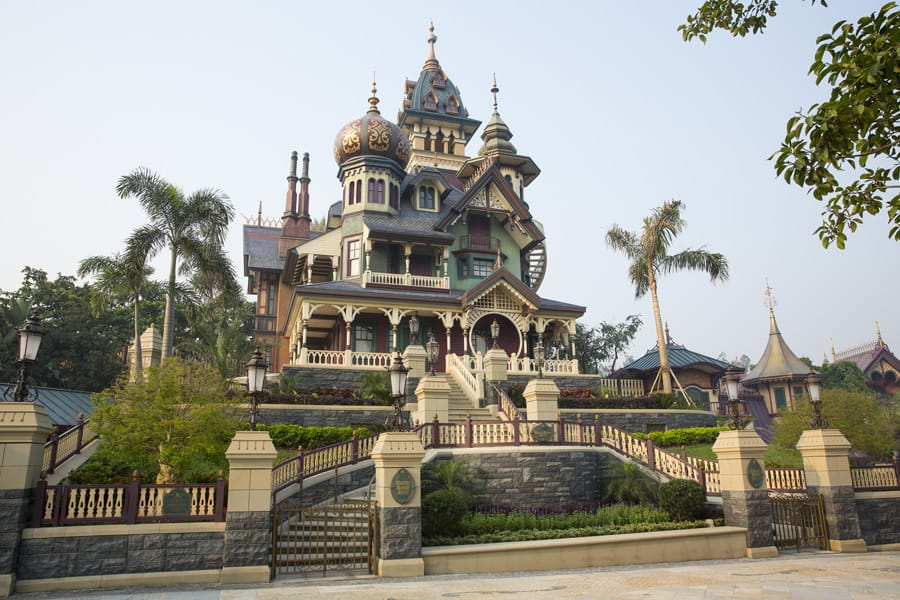 Rare Behind The Magic Look At Walt Disney Imagineering Set For D23