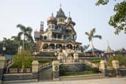Mystic Point at Hong Kong Disneyland