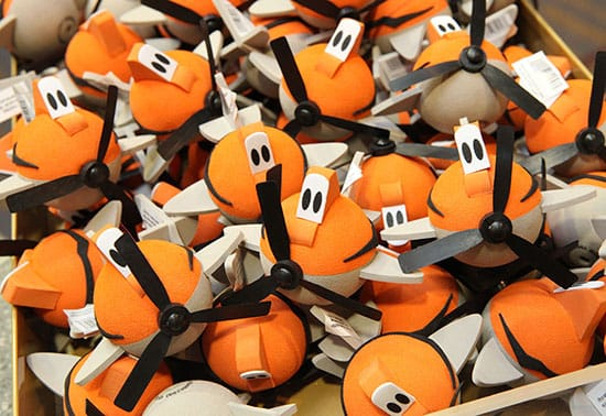Disney 'Planes' Merchandise Lands at Disney Parks, Including Dusty Crophopper Antenna Toppers