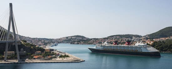 Disney Cruise Line Visits Croatia for the First Time with the Disney Magic