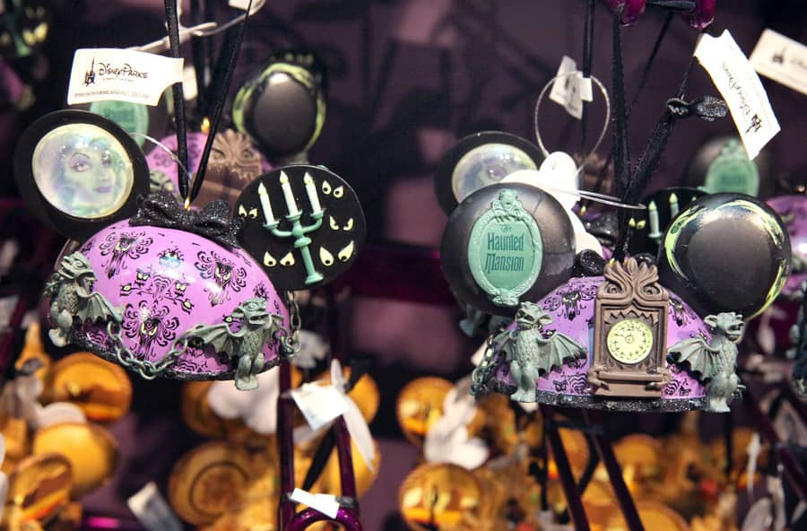 21ab27f4709d6 Limited Time Magic Spotlight on New Disney Ear Hat Ornaments at Disney Parks.  ""