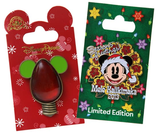New Holiday Merchandise for 2013 on the Horizon at Disney Parks
