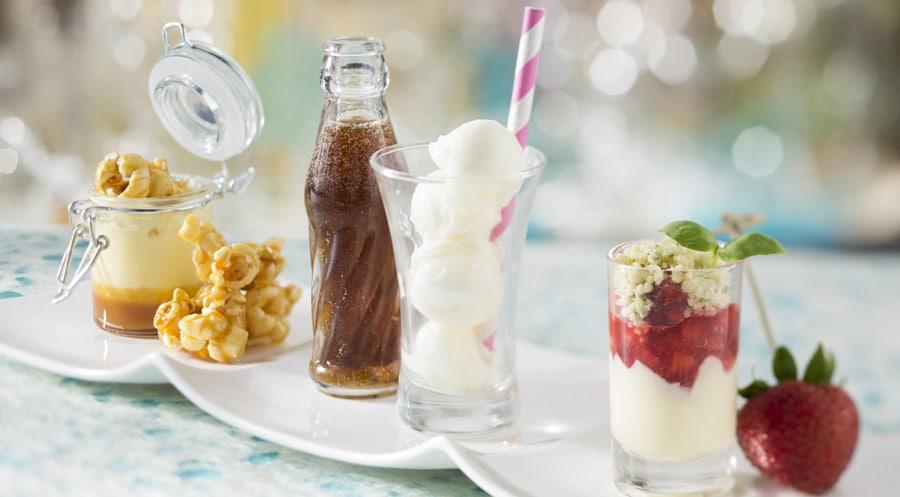 New Sweet Endings for Re-Imagined California Grill at Walt Disney World Resort