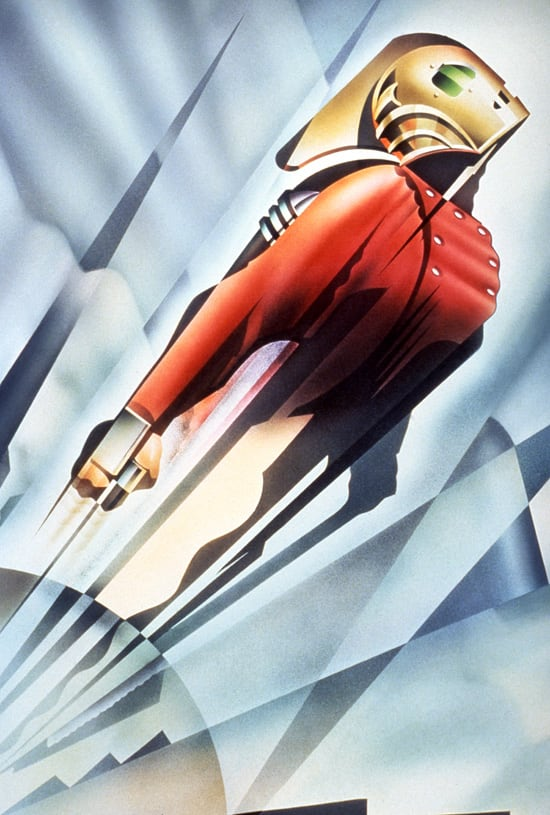 Today in Disney History: The Rocketeer Flies at the Walt Disney World Resort