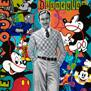 Art to be Displayed at the Pop Fusion Signing at the Disneyland Resort
