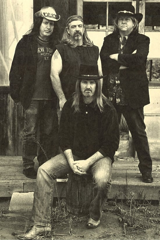 Hear SouthBound and Company ~ A Tribute to Lynyrd Skynyrd Tonight at Epcot