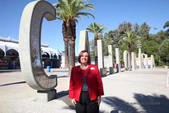 Iconic 'CALIFORNIA' Letters Dedicated at 160th California State Fair