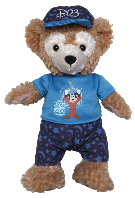D23 Expo 2013 Merchandise – Including Duffy the Disney Bear