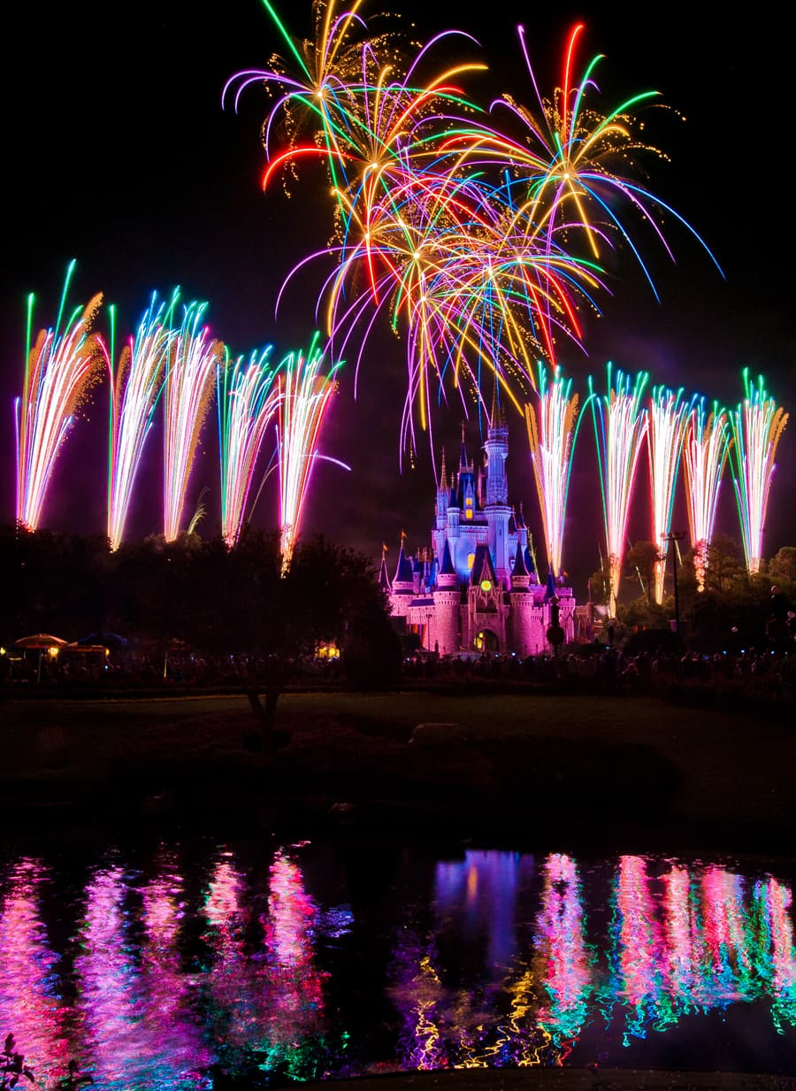behind the scenes: designing a disney fireworks show | disney parks blog