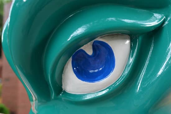 Where at Disney Parks Can You Find This Big Blue Eye?
