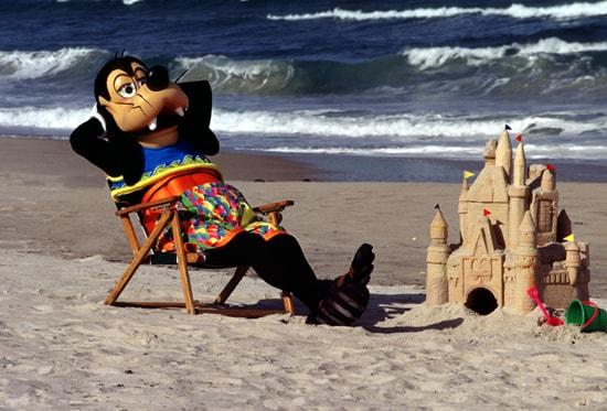 Caption This: Goofy Goes to Disney's Vero Beach Resort