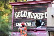Behind the Walls: Rainbow Ridge Mining Town at Big Thunder Mountain Railroad at Disneyland Park