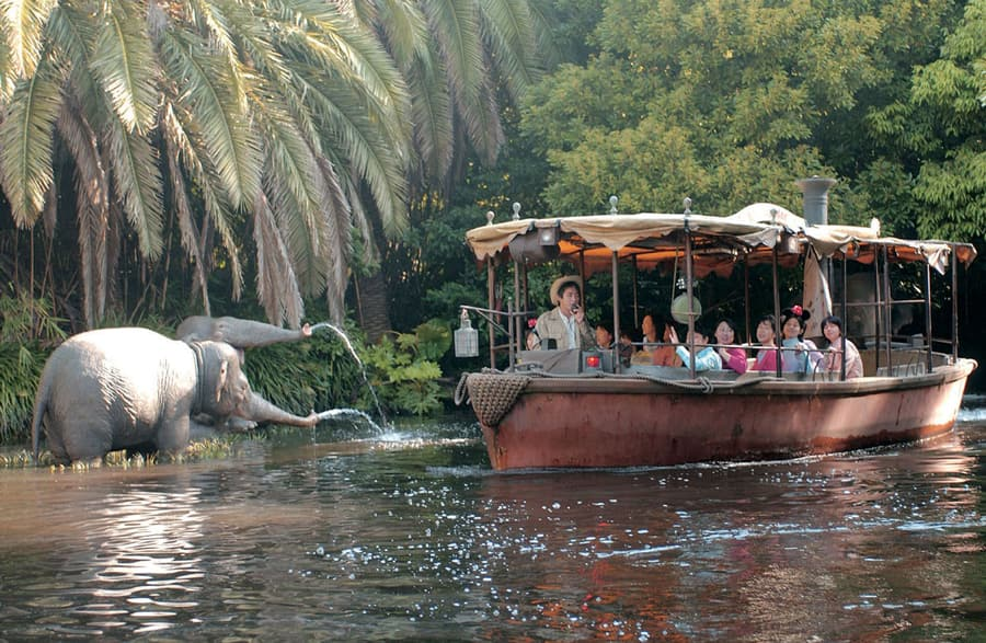 A New Version Of Jungle Cruise To Debut At Tokyo Disneyland In 2014 Disney Parks Blog