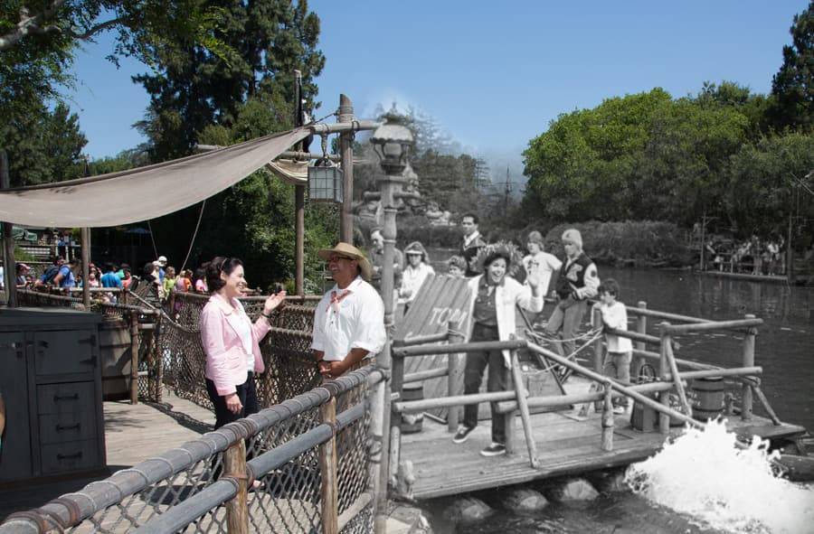 Then & Now: Celebrating 58 Years at the Disneyland Resort, Part 3