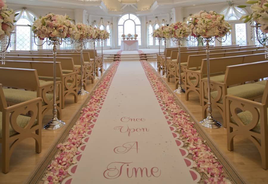 Vintage Walt Disney World S Fairy Tale Weddings Launches