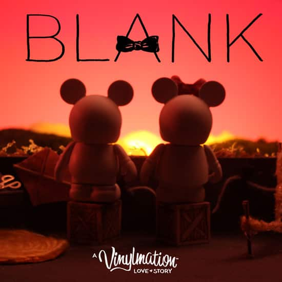 'Blank – A Vinylmation Love Story' Coming to Disney.com