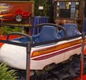 Matterhorn Bobsled, One of the Silent Auction Lots at the 2013 D23 Expo