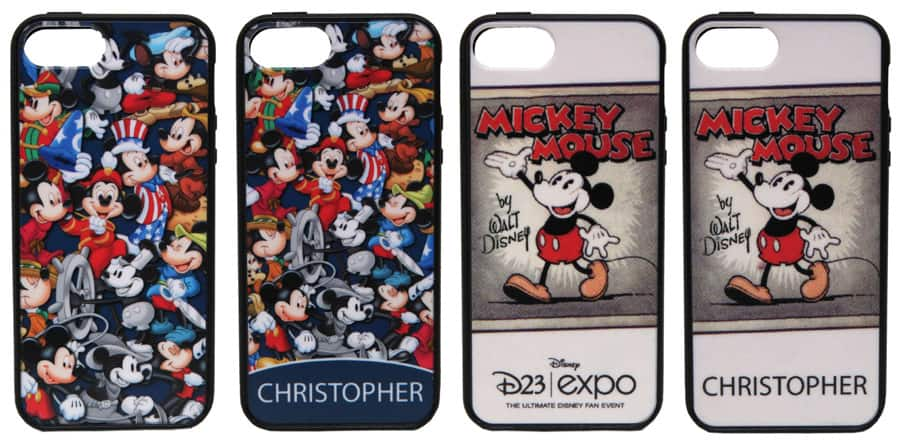 Cover Disney Dreaming Mickey iPhone4/4S