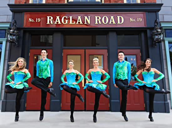 Let's Hooley! Don't Miss the Fun at Raglan Road this Weekend – Only at Downtown Disney Pleasure Island at Walt Disney World Resort