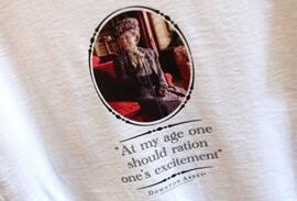 'Downton Abbey'-Inspired T-Shirts